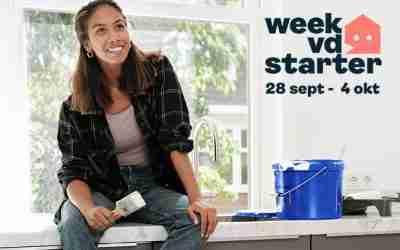 Week van de Starter: betere informatiepositie voor starters op de woningmarkt