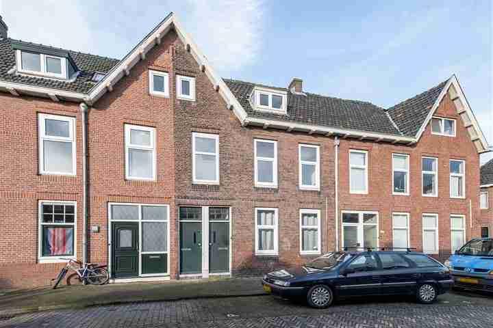 Geervlietstraat 16B | Geervlietstraat 16B 3114 VG Schiedam