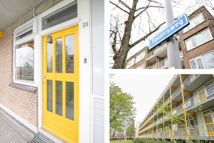 Teldersweg 33 3052 TB Rotterdam